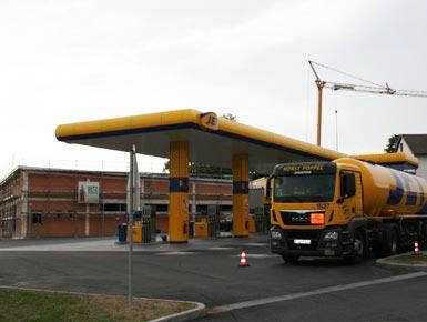 Tankstelle Landsberg